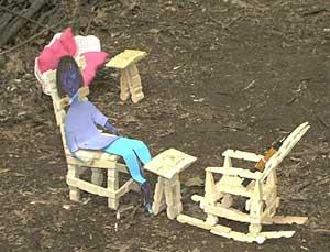 Le classi del comune di cusano milanino - Costruire sedia a dondolo ...
